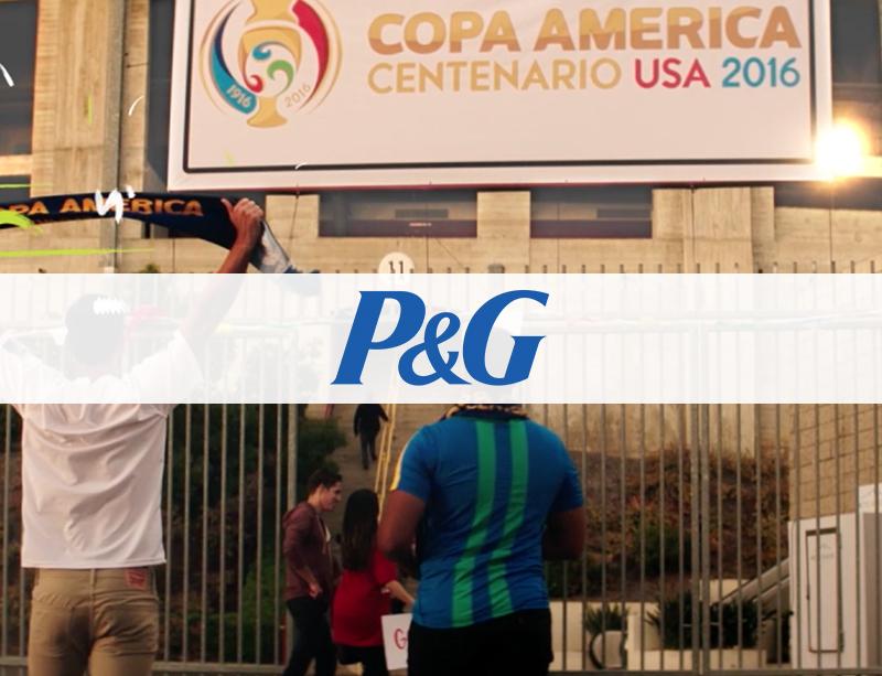 P&G at Walmart: Copa América 2016
