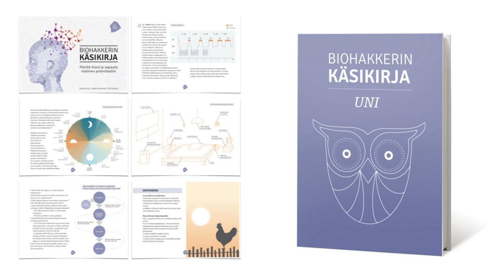 Lataa ilmaiseksi - >>http://biohakkerit.fi/kirja/uni-kirja/
