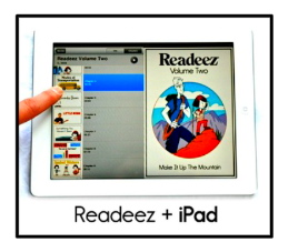 Readeez iPad Bundle image