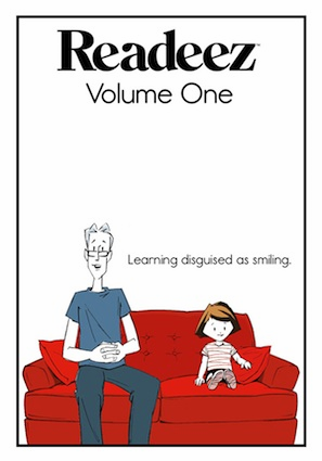 Readeez Volume One Cover