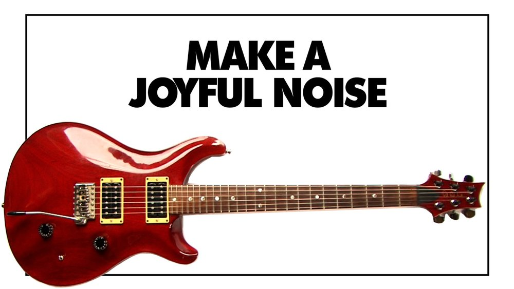 Make A Joyful Noise KJV Songs Preview