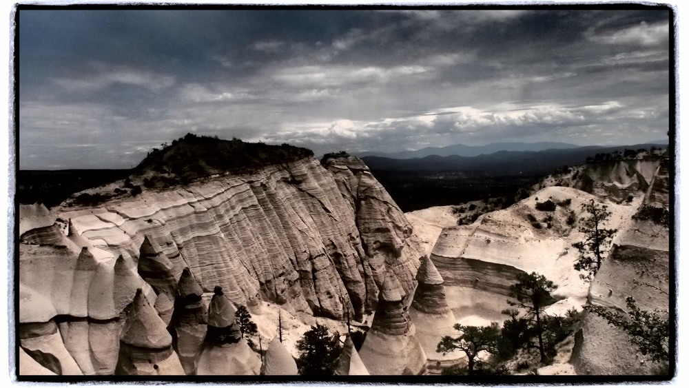 Tent Rock, New Mexico.