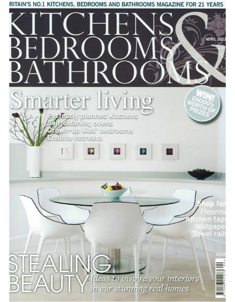 Kitchens Bedrooms & Bathrooms April 2012