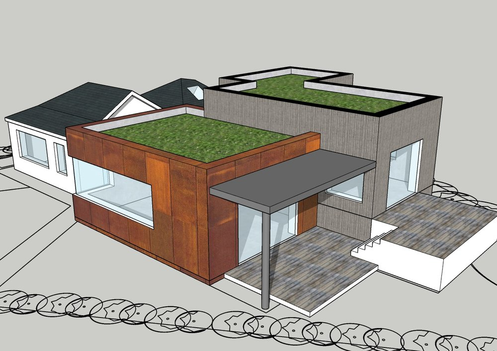 House Extension, West Kerry (feasibility)