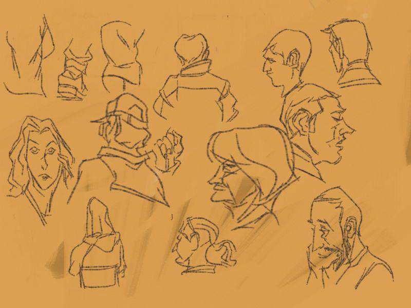 Cafe sketch 01