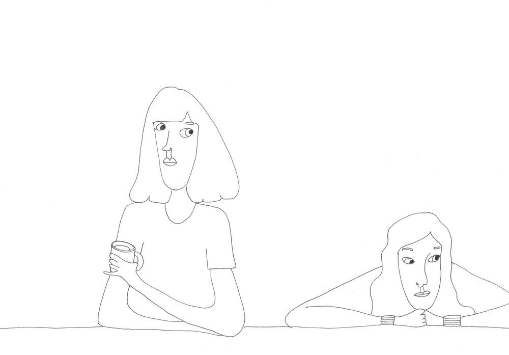 Sketch, 2014