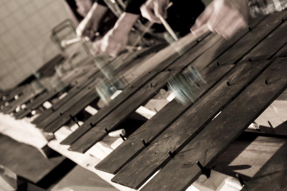 Bell Plate Marimba -