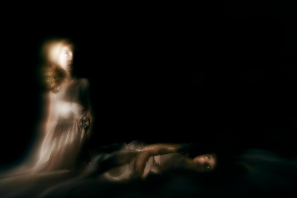 Title-Two Dreams. Duality project. Photographer Michael Becker