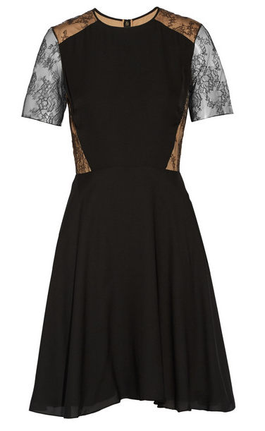 Jason Wu, Silk & Lace Dress $995