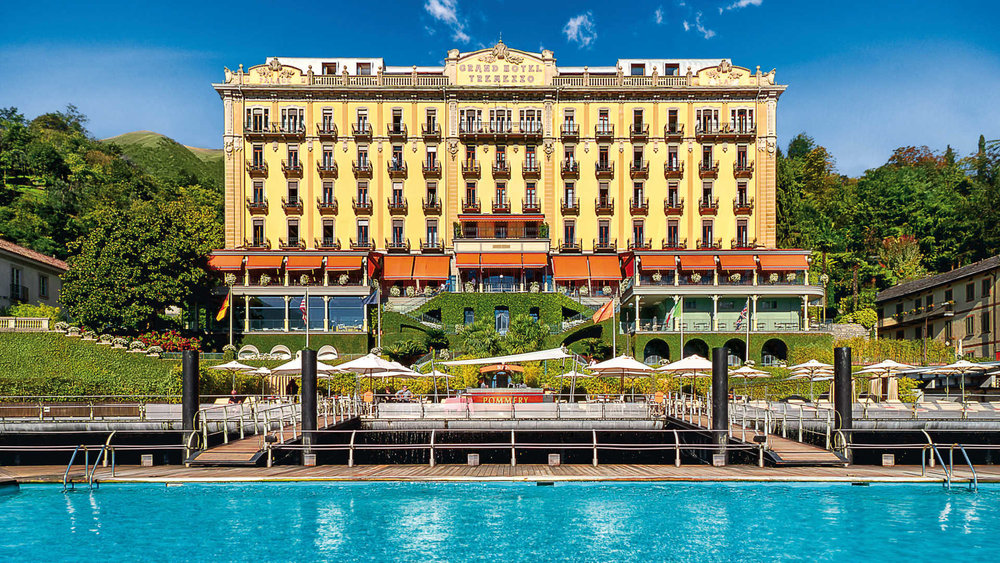 Grand Hotel Tremezzo, Tremezzo
