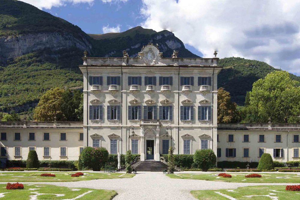 Villa Sola Cabiati, Tremezzo