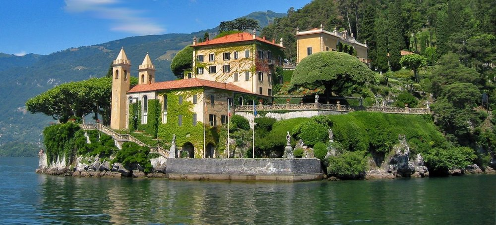 Villa Balbianello, Tremezzo