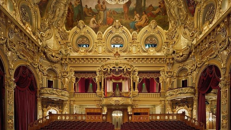 Opéra Garnier de Monte-Carlo
