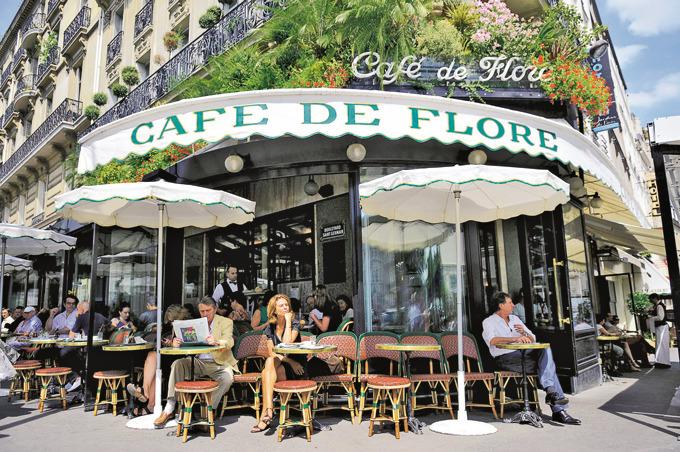 Café de Flore (6ème)