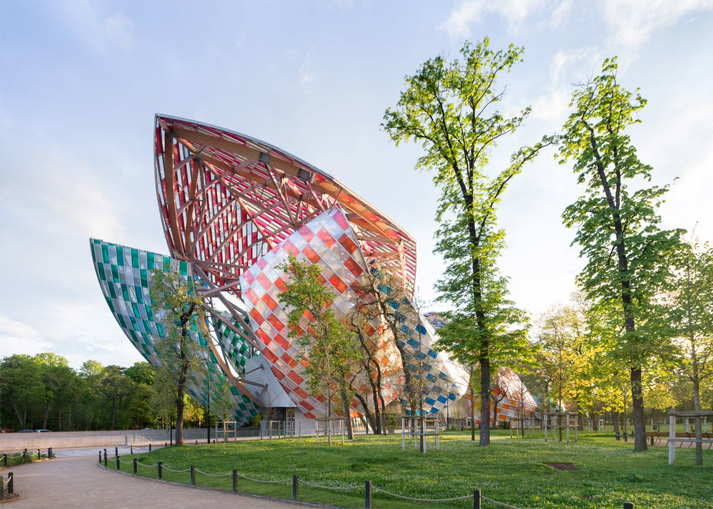 Fondation Louis Vuitton (16ème)