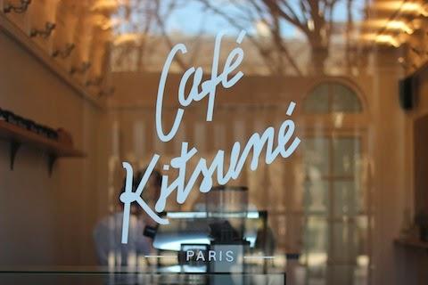 Café Kitsuné (1éme)