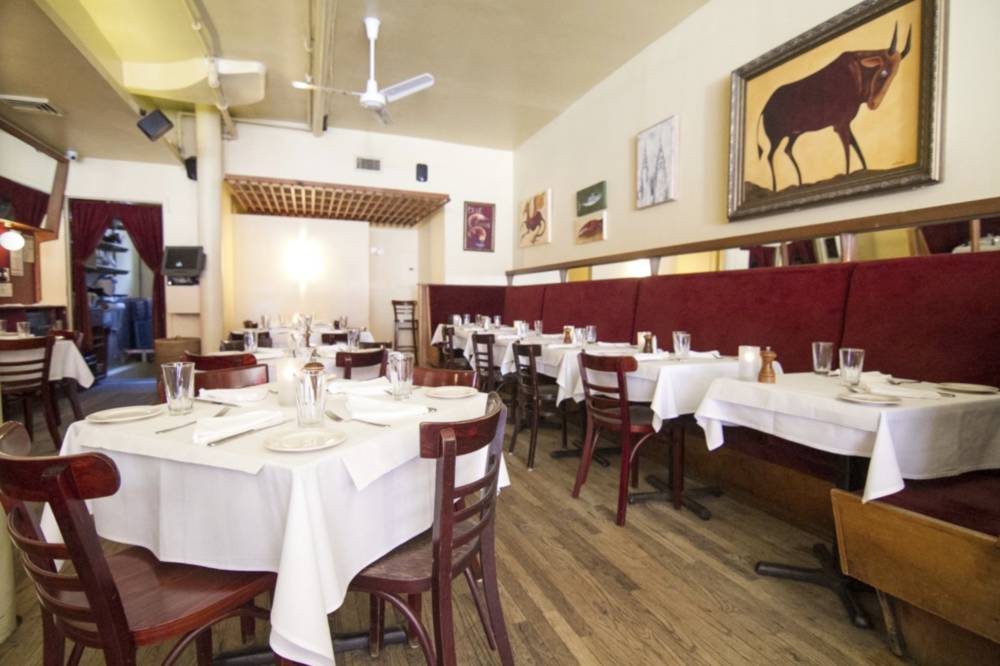 Blue Ribbon Brasserie (Soho)