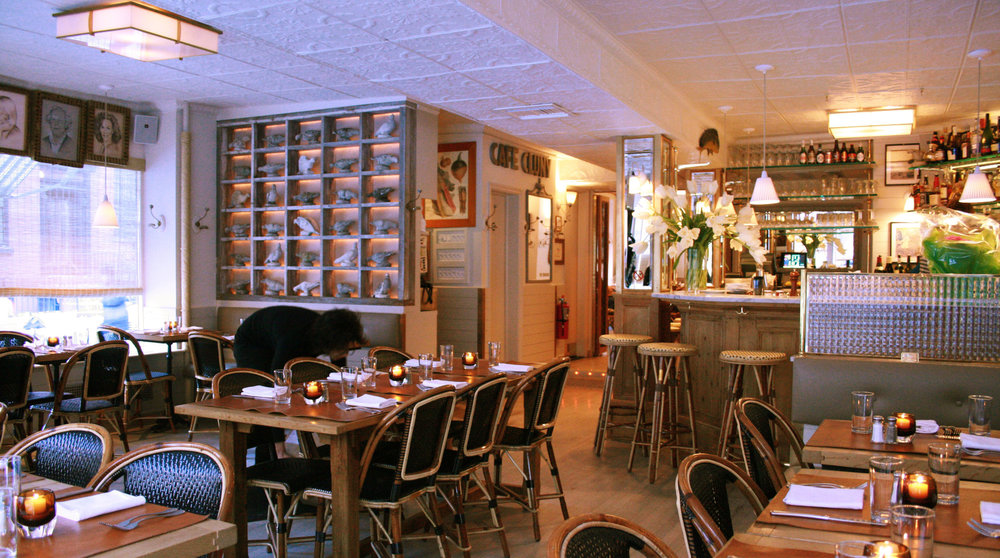 Cafe Cluny (West Village)