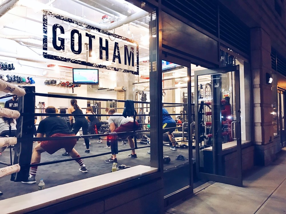 Gotham Gym (West Village)