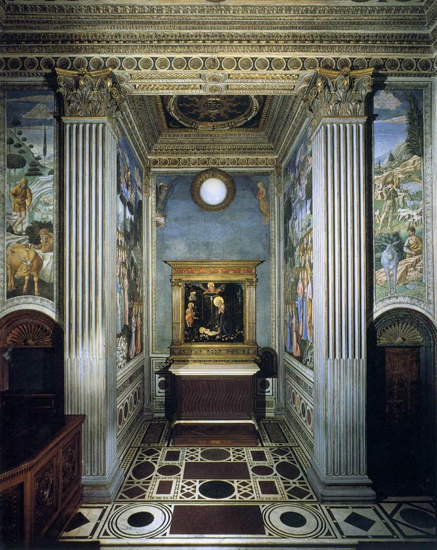 Chapel of the Magi