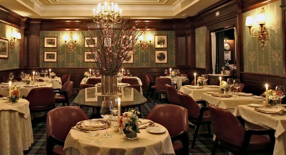 Il Baretto Al Baglioni Restaurant
