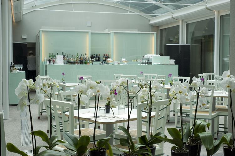 Villa Necchi Campiglio Cafe