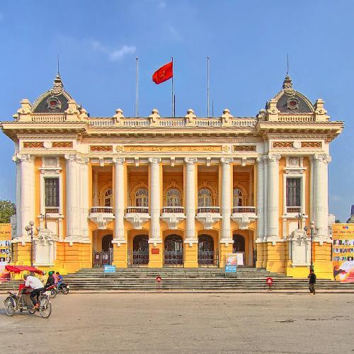 Hanoi Opera House (Hoàn Kiếm)