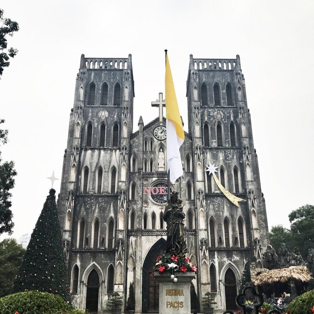 St. Joseph's Cathedral (Hoàn Kiếm)