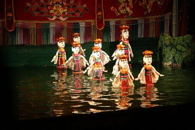 Thang Long Water Puppet Theatre (Hoàn Kiếm)