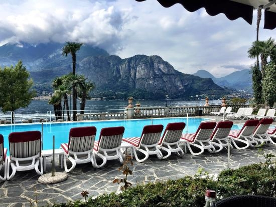 The Pool at Grand Hotel Serbelloni, Bellagio