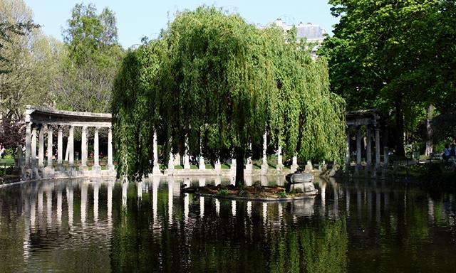 Parc Monceau (8éme)