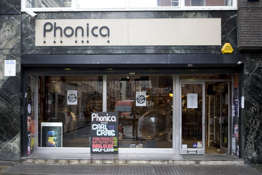 Phonica (Soho)