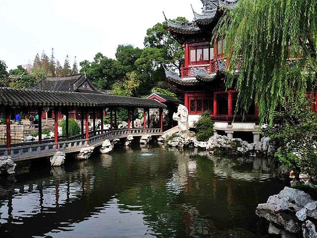 Yu Garden (Huangpu Qu)