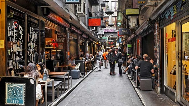 Flinders Lane (CBD)