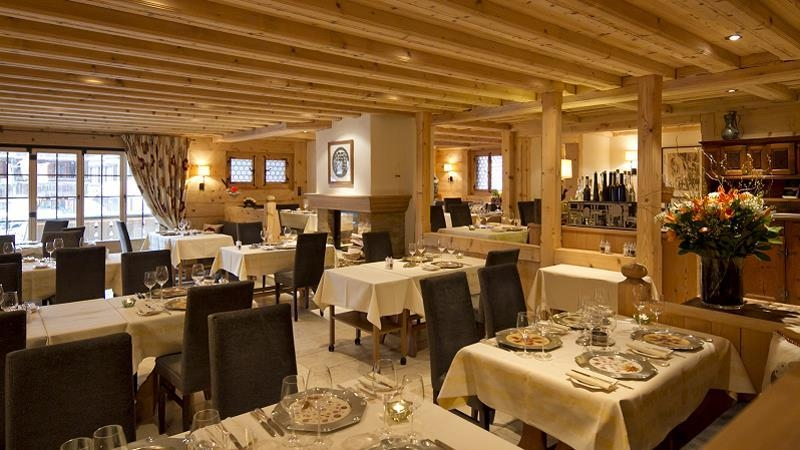 Restaurant Chesery (Gstaad)