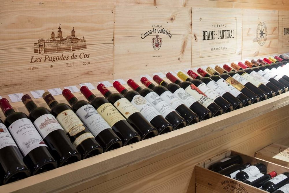 Macbirch Wine Shop (Verbier)