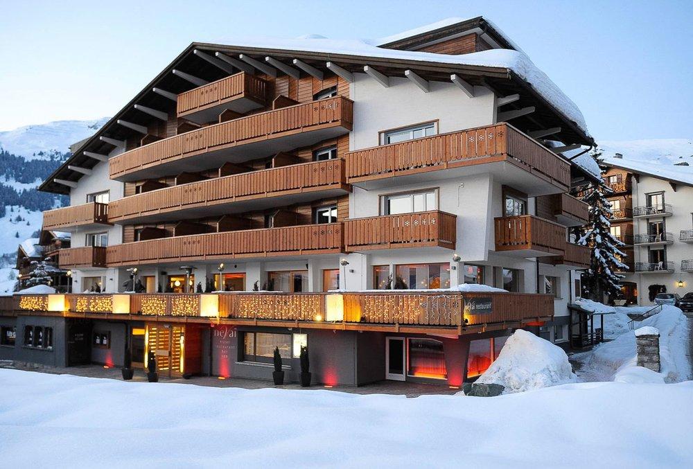 Hotel Nevai (Verbier)