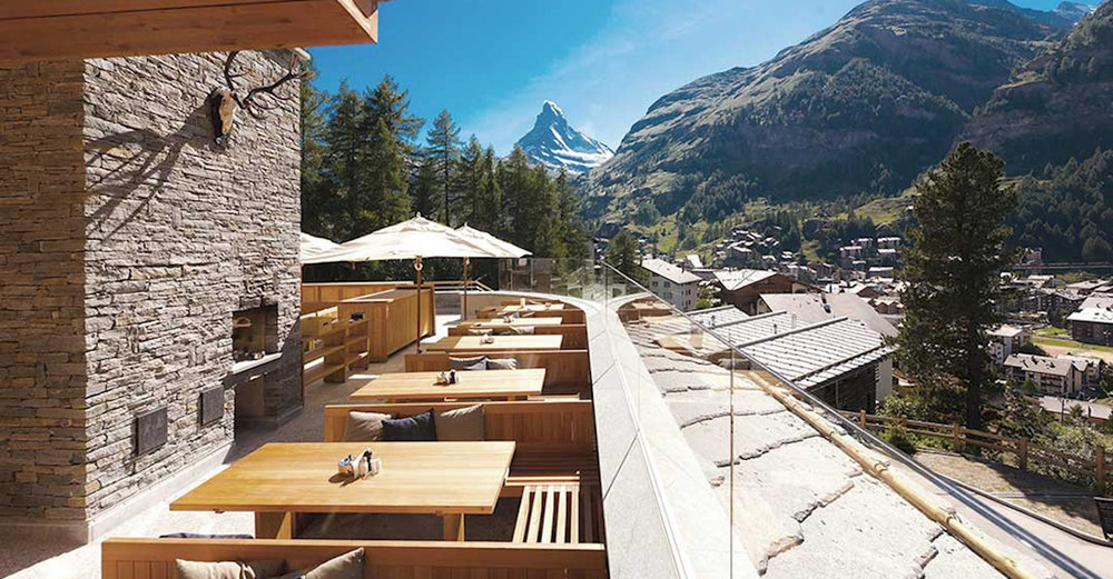CERVO Mountain Boutique Resort (Zermatt)