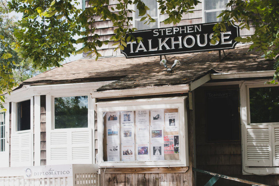Stephen Talkhouse (Amagansett)
