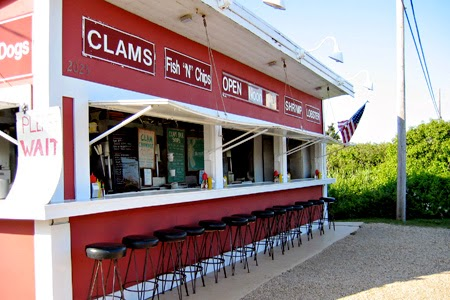 Clam Bar At Napeague (Amagansett)