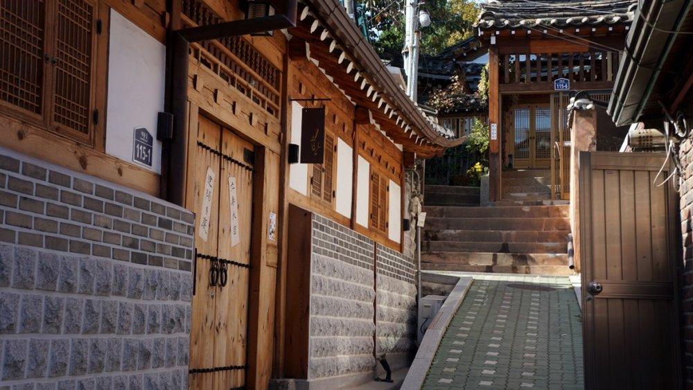 Bukchon Hanok Village (Gahoe-dong)