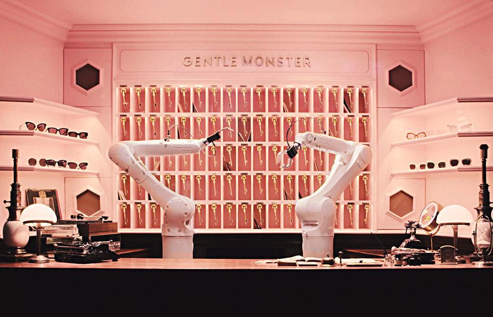 Gentle Monster (Cheongdam-dong)