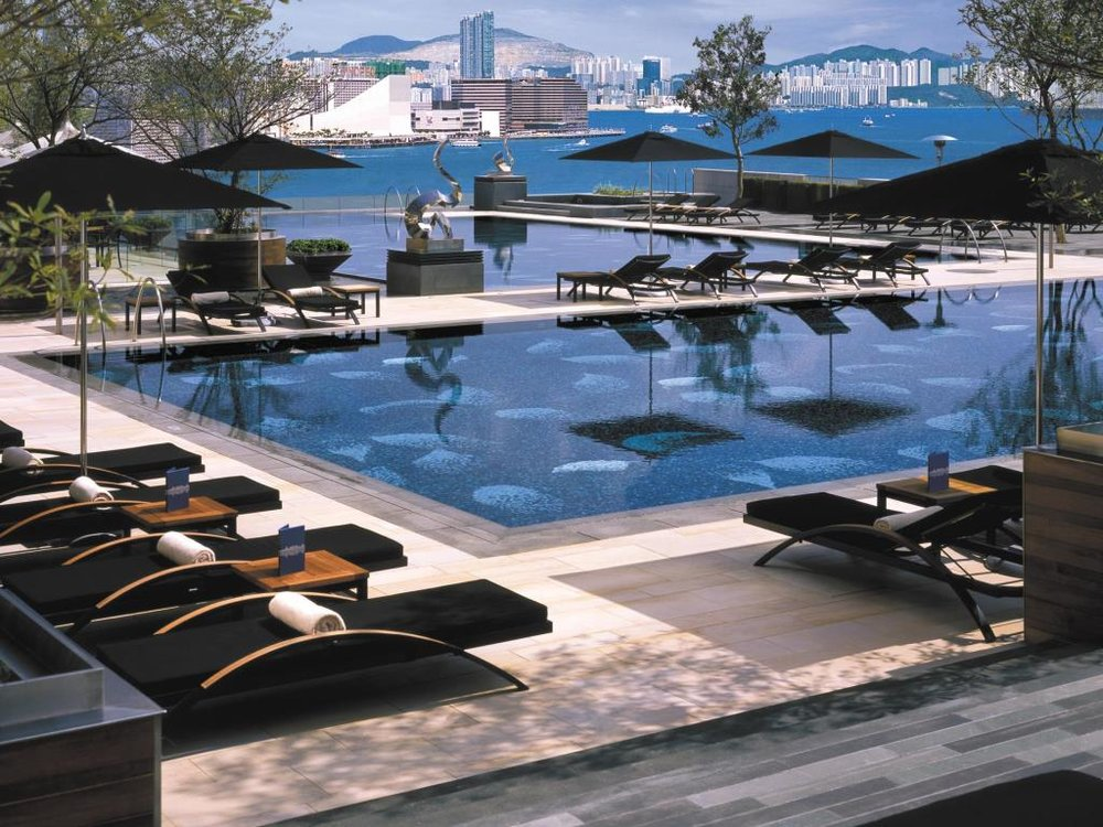 Four Seasons Hotel Pool (Central)