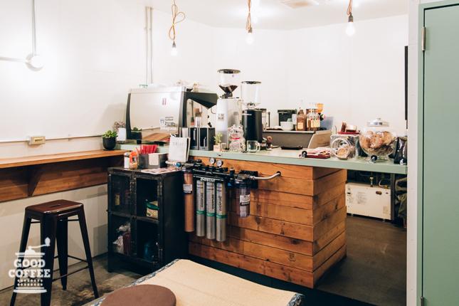 Turret Coffee (Ginza)