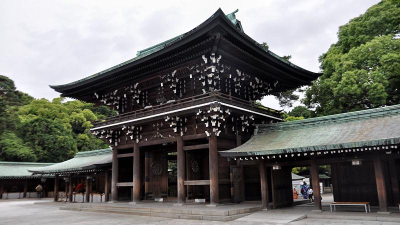Meiji Jingu (Shibuya)
