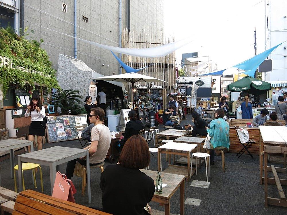 Commune 246 (Street Food)