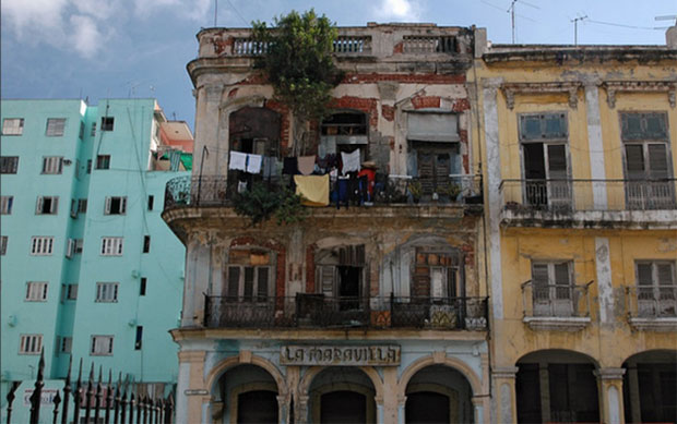 Parque Cristo Habana Vieja