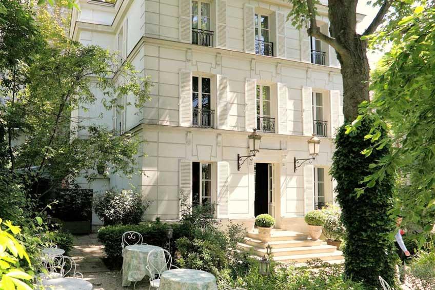 Hôtel Particulier Montmartre (18éme)