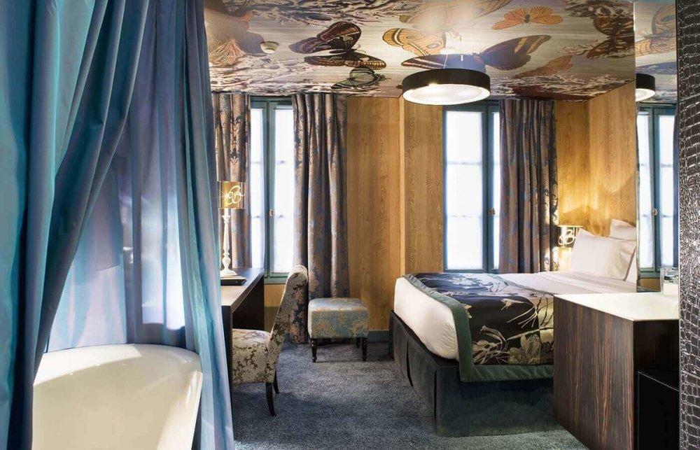 Hotel Le Bellechasse (6éme)