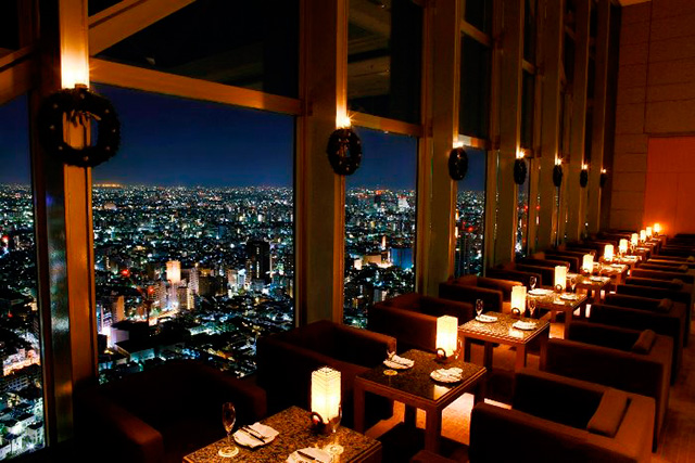 New York Bar, Park Hyatt (Shinjuku)